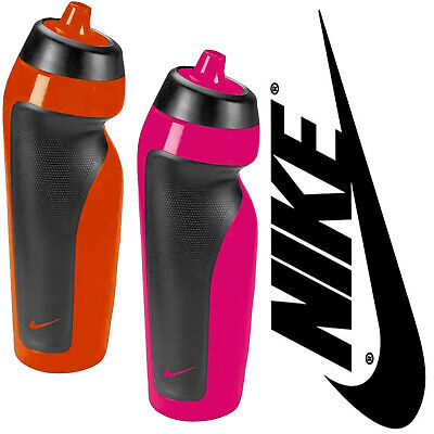 - Nike Water Bottle Gym Sports Anti Leak Cycling Football Non Slip Drink Bottle