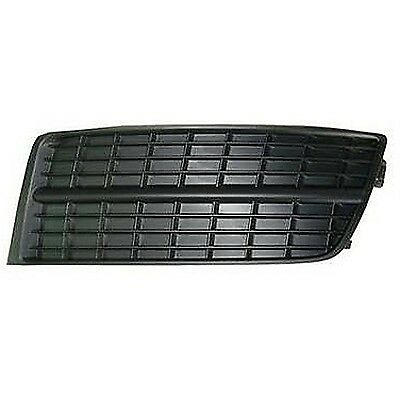 fits 2010-2016 CADILLAC SRX Front Bumper DRIVER Fog Light Lamp Grille Cover NEW