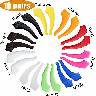 10 Pairs Adults Kids Men Wome Eyeglass Strap Holder Eyewear Retainer Anti (Kids Eyeglass Holder)