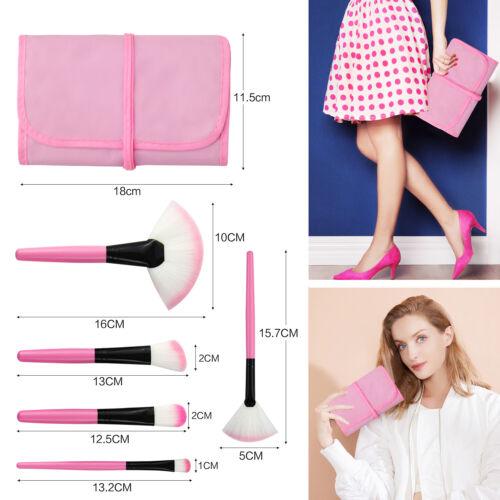7~32Pcs Professional Makeup Brushes Set Eyeshadow Lip Powder Brush Cosmetic Tool 13