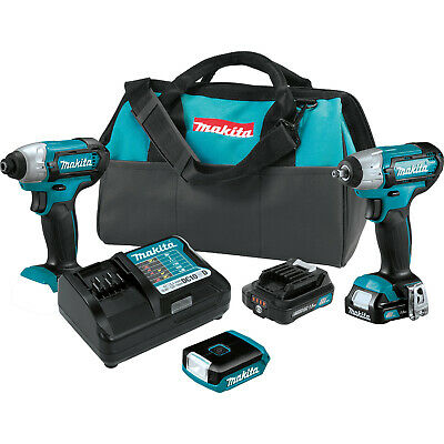 12v Max Cxt Lithium-ion Cordless 3 Pc. Combo Kit 1.5ah