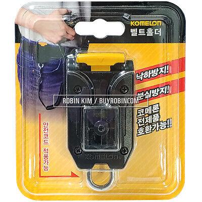 KOMELON Quick Draw Universal Measuring Tape Holder Waist Belt Worldwide Shipping