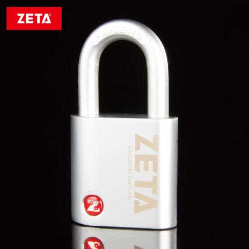 ZETA ZR55 HIGH SECURITY PADLOCK DIMPLE SLIDER LOCKSPORT KEYED ALIKE AVAILABLE