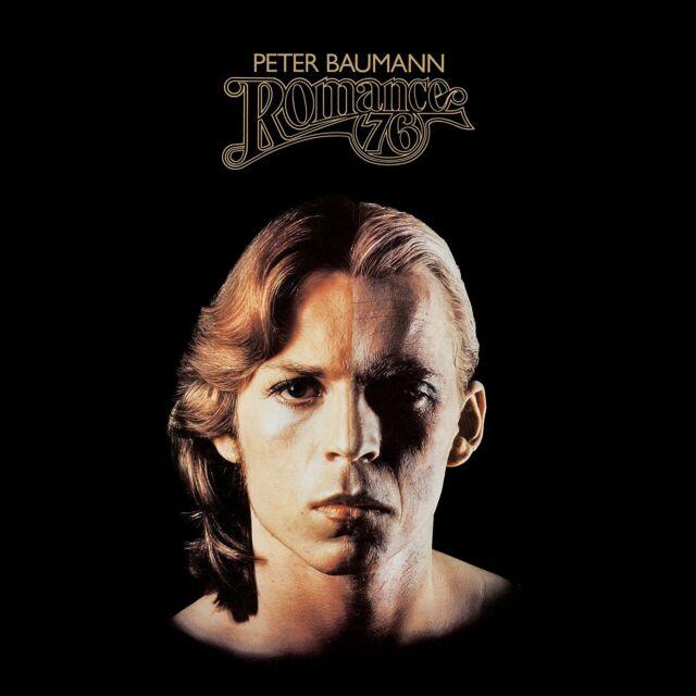 PETER BAUMANN - ROMANCE 76   CD NEU