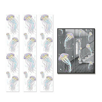 UNDER THE SEA Ocean Tropical Luau Party Decoration JELLYFISH PANELS