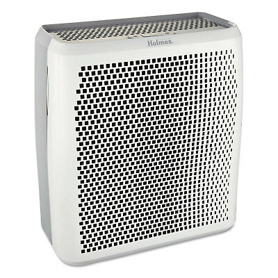 Holmes True HEPA Large Room Air Purifier 430 sq ft Room Capacity White HAP759NU