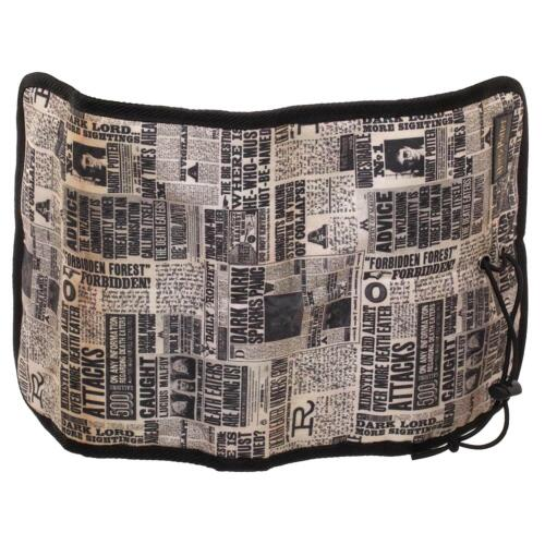 Harry Potter Organizer Travel Carryall Roll Up Case All Over Print