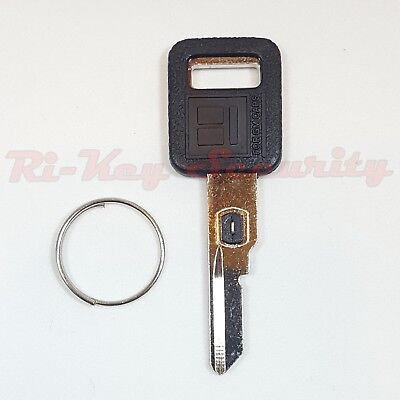 Ignition VATS Key B62 P1 For GM Vehicles VATS #1 - READ FULL ITEM DESCRIPTION!