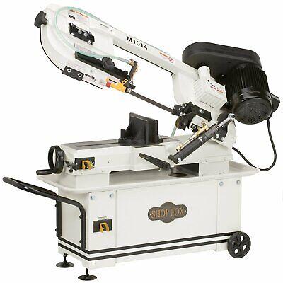 Shop Fox M1014 Horizontal Metal Cutting 7-inch By 12-inch Bandsaw