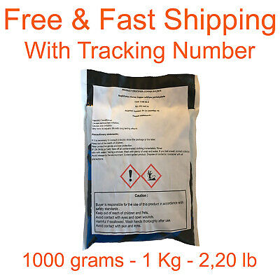 Copper Sulphate Sulfate 1 Kg 1000 Gr 220 Lb 7758-99-8 Cheap Free Fast Shipping