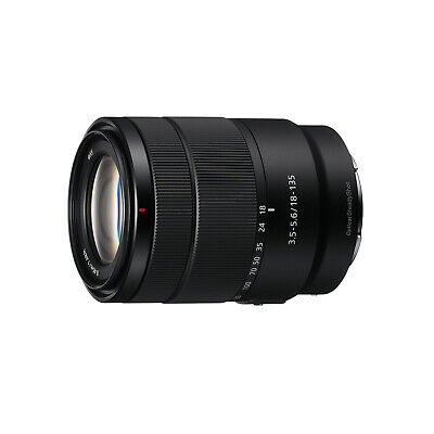 Sony SEL18135 E 18-135 mm F3.5-5.6 OSS APS-C E-mount Zoom Lens