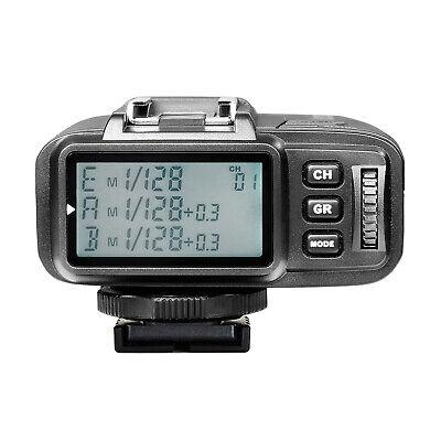 Neewer Transmisor de disparador de flash inalámbrico N1T-S TTL 2.4G 32 canales