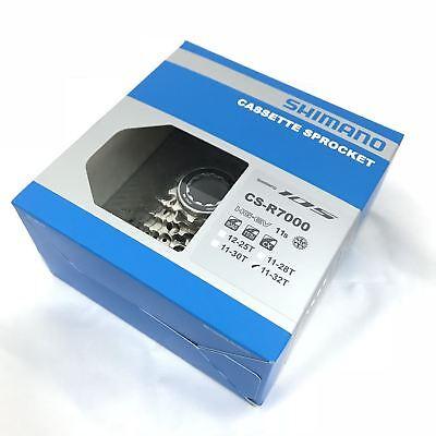 Shimano 105 11 Speed CSR7000 Cassette Gray 11/32T