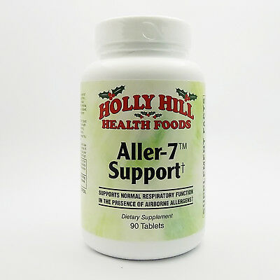 Holly Hill Health Foods, Aller-7 Support, 90 (Aller 7 Support 90 Tablets)