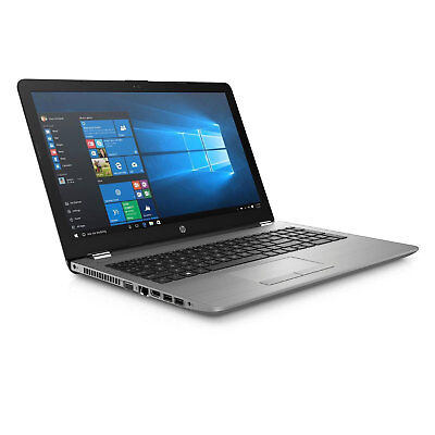 Notebook HP 250 G6 Intel Dual Core 2,6GHz 8GB - 256GB SSD Windows 10 Intel HD