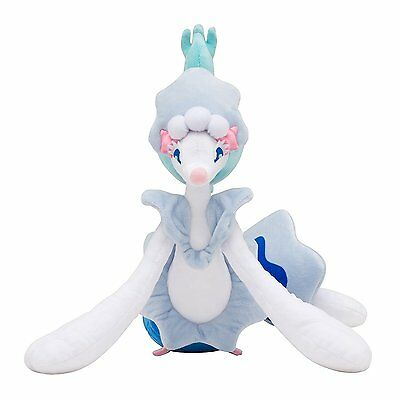 Pokemon Center Original Limited Plush Doll Primarina JAPAN OFFICIAL IMPORT