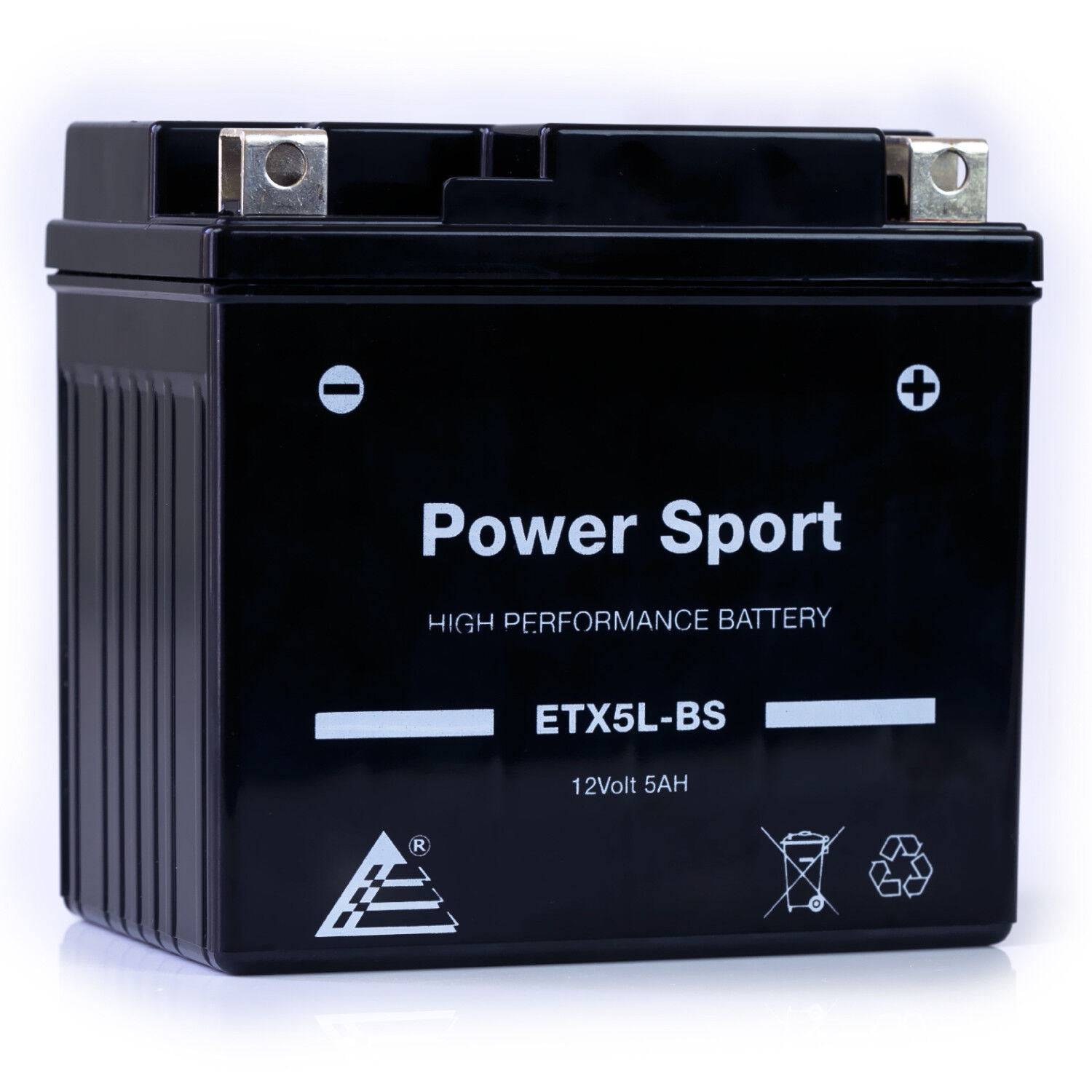 ETX5L-BS Battery Replacement YTX5L-BS for 50cc 90cc ATV Scoo