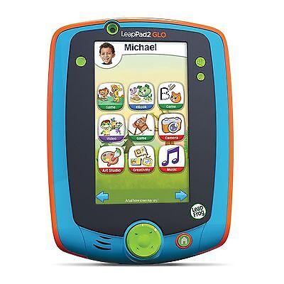 LeapPad 2 GLO LeapFrog Leap Pad Tablet, Educational Kids Learning Tablet