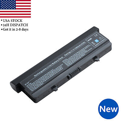 9cell Battery for Dell Inspiron 1525 1526 1545 1546 GW240 RN873 X284G M911G HP29