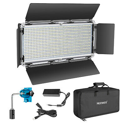 Neewer 960 LED Video Light Photography LED Lighting for Studio Portrait