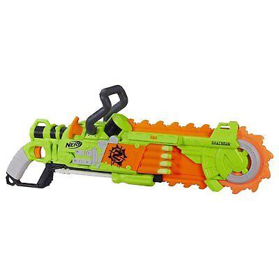 Nerf Gun Zombie Strike Brainsaw Blaster Gun