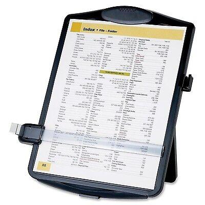 New Document Holder Stand Adjustable Easel Desk Paper Legal Typing +Pen Holder