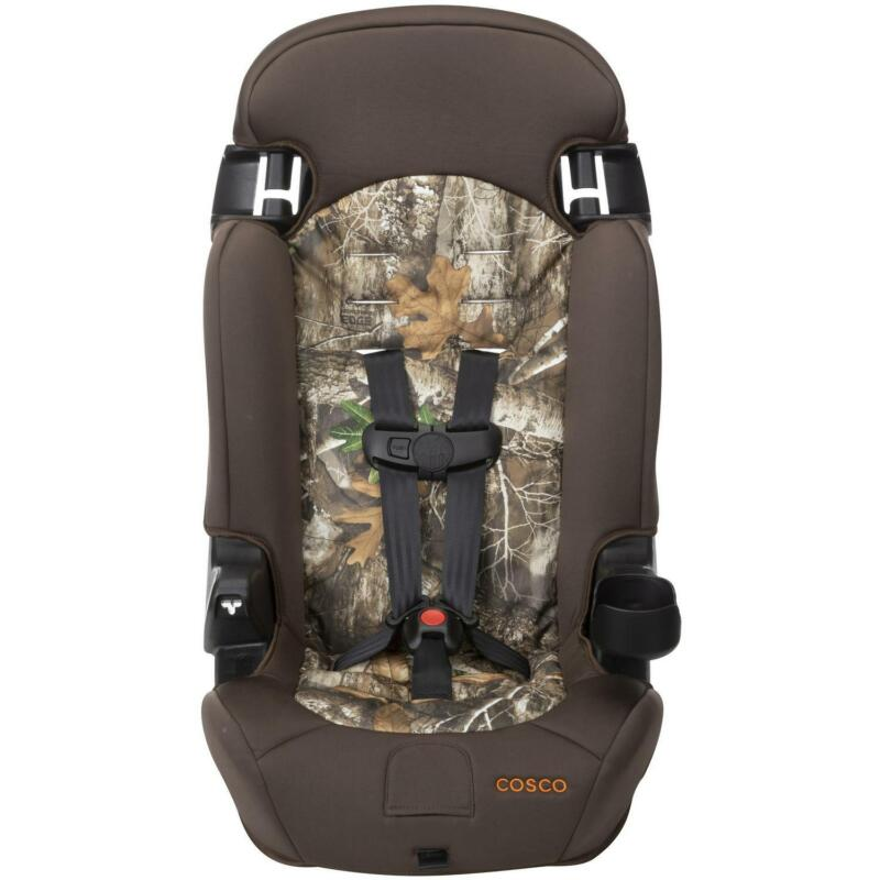 Car Seat Child 2-in-1 Booster Car Seat Camo Real Tree Edge Color NEW