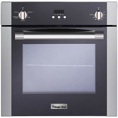Magic Chef MCSWOE24S 2.2 Cubic Foot Built In Programmable Wa