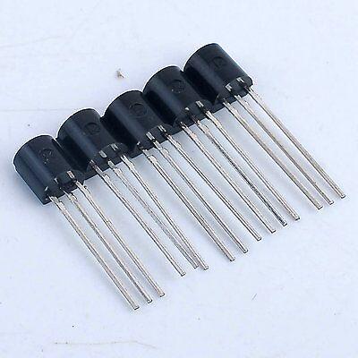 170pcs 17-value Bipolar Transistor To-92 Npn Pnp Assortment Kit Set
