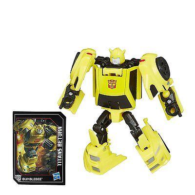 Transformer Generations Bumblebee Titans Return Legends 3 75  Action Figure