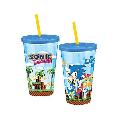 Sonic The Hedgehog 18 oz. Acrylic Travel Cup [Brand -