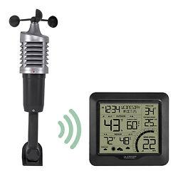 327-1417BW La Crosse Technology Pro Wind Speed Weather Station - Refurbished