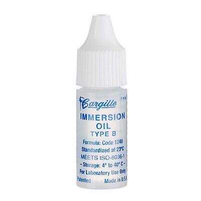 Amscope Ml-b Microscope Immersion Oil 14 Oz Type B