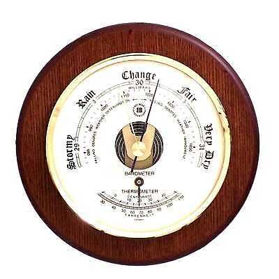- Barometer with Thermometer on 5