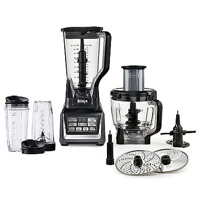 Nutri Ninja 1500W Auto-iQ BL681A Blender Food Processor Juicer 2 HP Motor