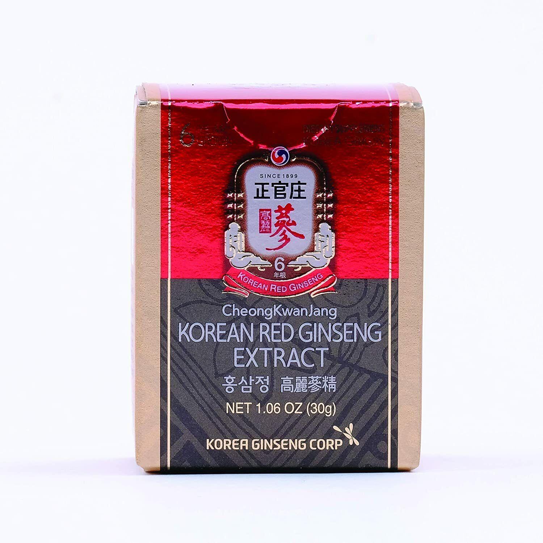 KGC Cheong Kwan Jang [Korean Red Ginseng Extract] 30g Made in Korea EXP:05/2023 1