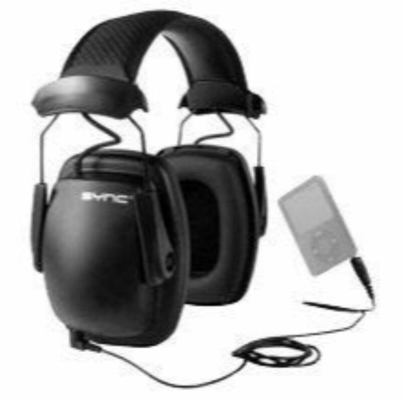 Howard Leight 1030110 Sync Stereo Earmuff