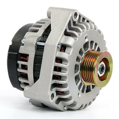 Alternator 4.3L 4.8L 5.3L 6.0L 8.1L GMC 1500 2500 3500 Silverado Pickup 2004-06