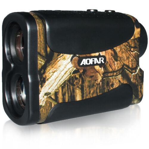 AOFAR HX-700N Laser Range Finder for Hunting Bow Archery 700 yards 6x Waterproof