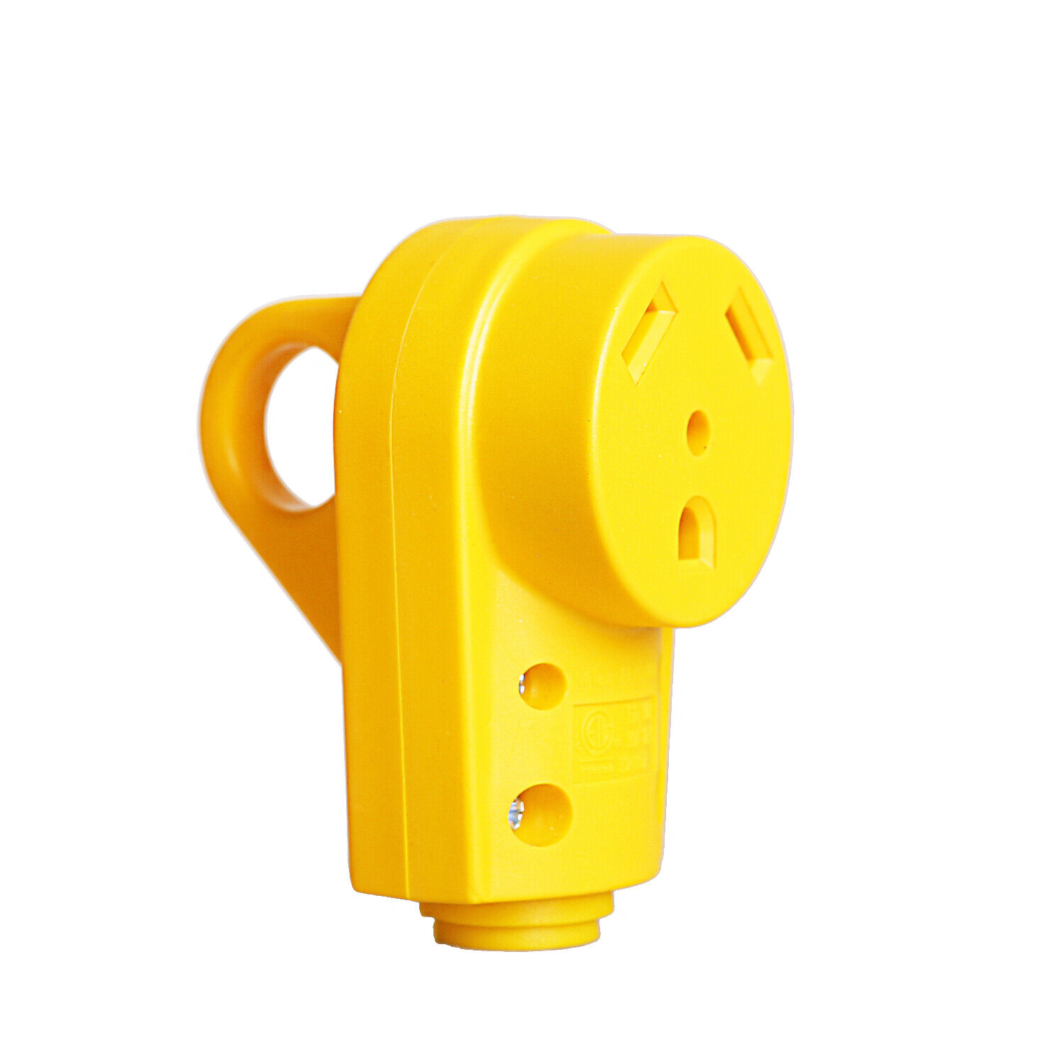 RV 30AMP Replacement Female Plug Safer Plug with an Easier Grip eBay Motors