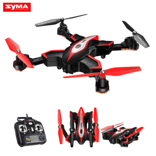 RC Drone Foldable Quadcopter SYMA X56 Altitude Hold Hoverless Mode Kid Toy Gift