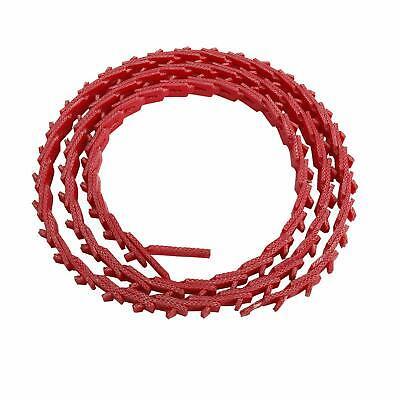 Power Twist Drive 12 Link V-belt 5 Feet A Type -twist A Adjustable Link Usa