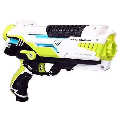Hydro Force 7126 SIDE WINDER Wasserpistole Spritzpistole mit Wechsel-Magazin