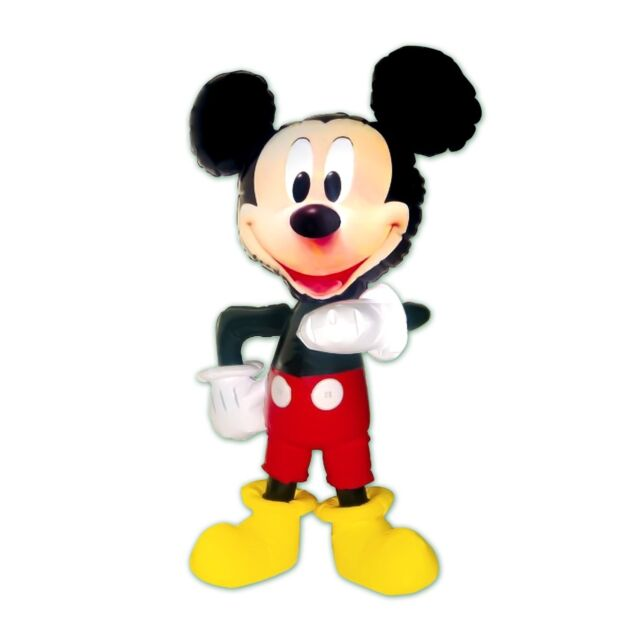 52cm Mickey Mouse Inflatable Soft Balloon Toy Large Disney Clubhouse Figure