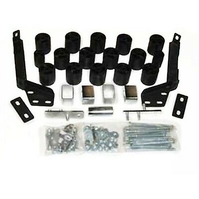 Daystar PA673 Body Lift Kit Fits 97-01 Ram 1500 Ram 2500 Ram 3500
