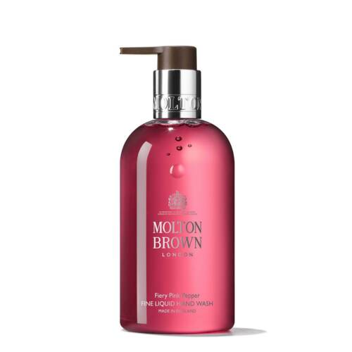 Molton Brown Fine Liquid Hand Wash Fiery Pink Pepper 300ml - NEW AUTHENTIC