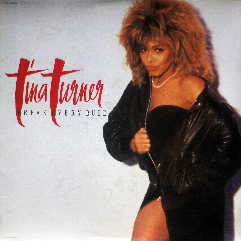 TINA TURNER / Break Every Rule SEALED M/M 0575 LP Vinyl - $17.00