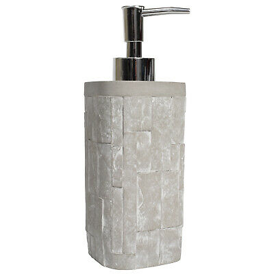 - Avalon Bath Accessory Collection Concrete Bathroom Lotion/Soap Dispenser