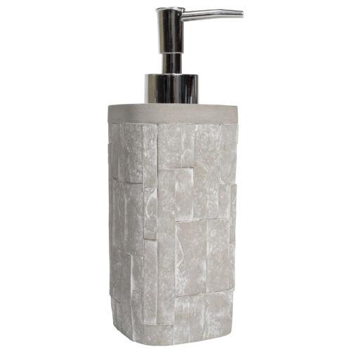 Avalon Bath Accessory Collection Concrete Bathroom Lotion/Soap Dispenser Bath