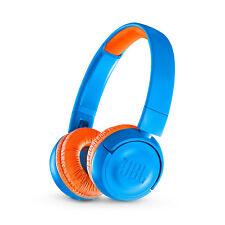 JBL JR300BT Kids Wireless On-Ear Bluetooth Headphones (Blue)